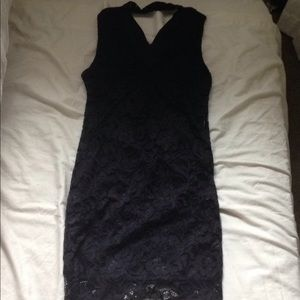 I am selling a Black Cute Dress with a choker!